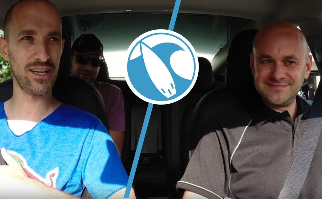 Ich durfte Tesla fahren – eine brilliante Software mit etwas Auto herum