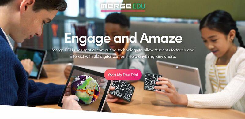 Merge Cube – Augmented Reality in Schulen neu erleben